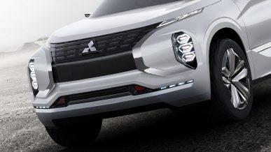 Прототип нового Mitsubishi Pajero могут показать в Токио