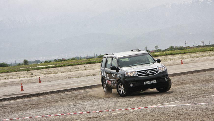 Honda Pilot - 2011