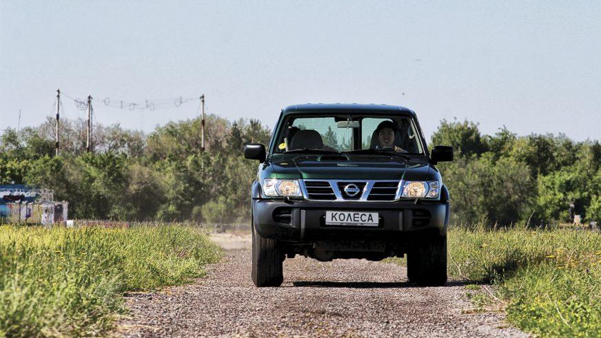 Nissan Patrol - 2003