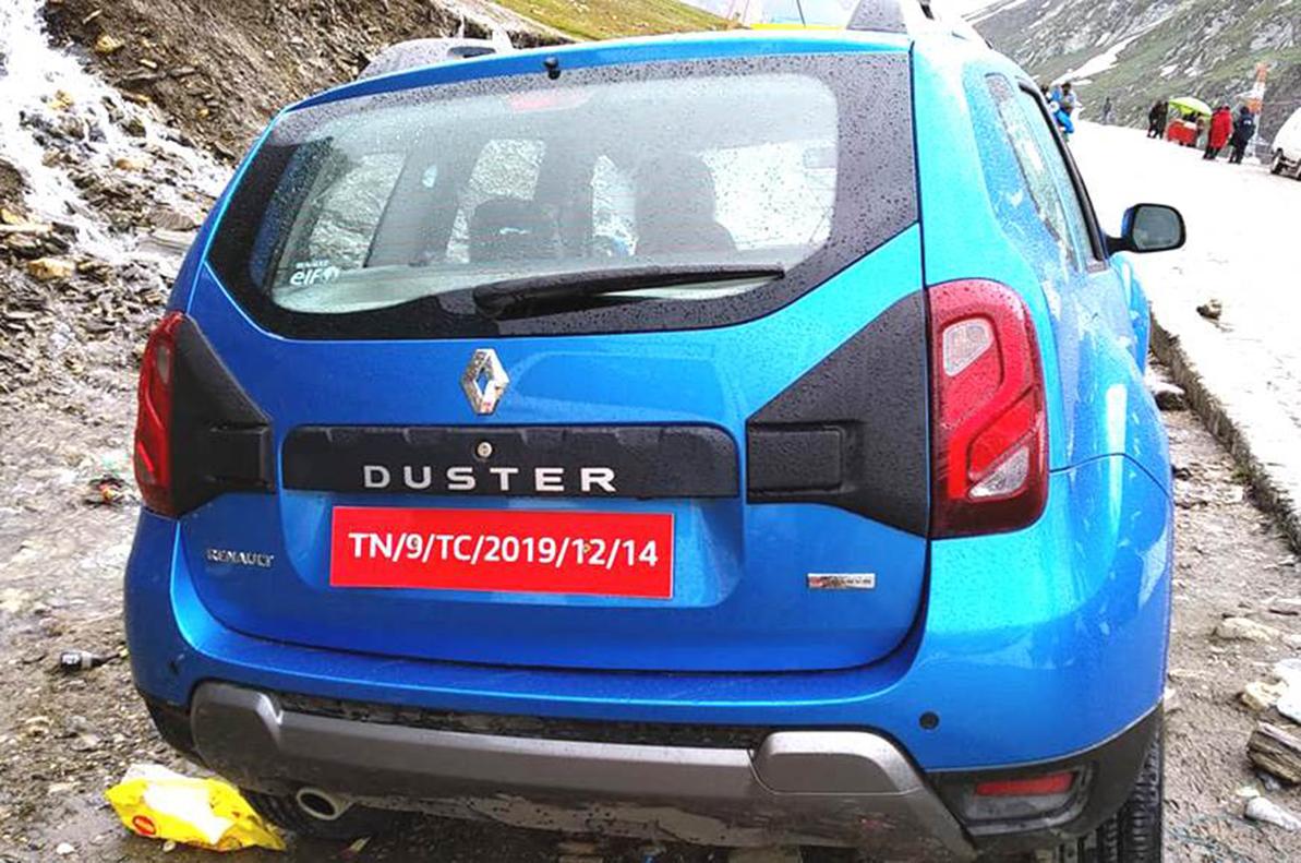 Старый Renault Duster снова обновили