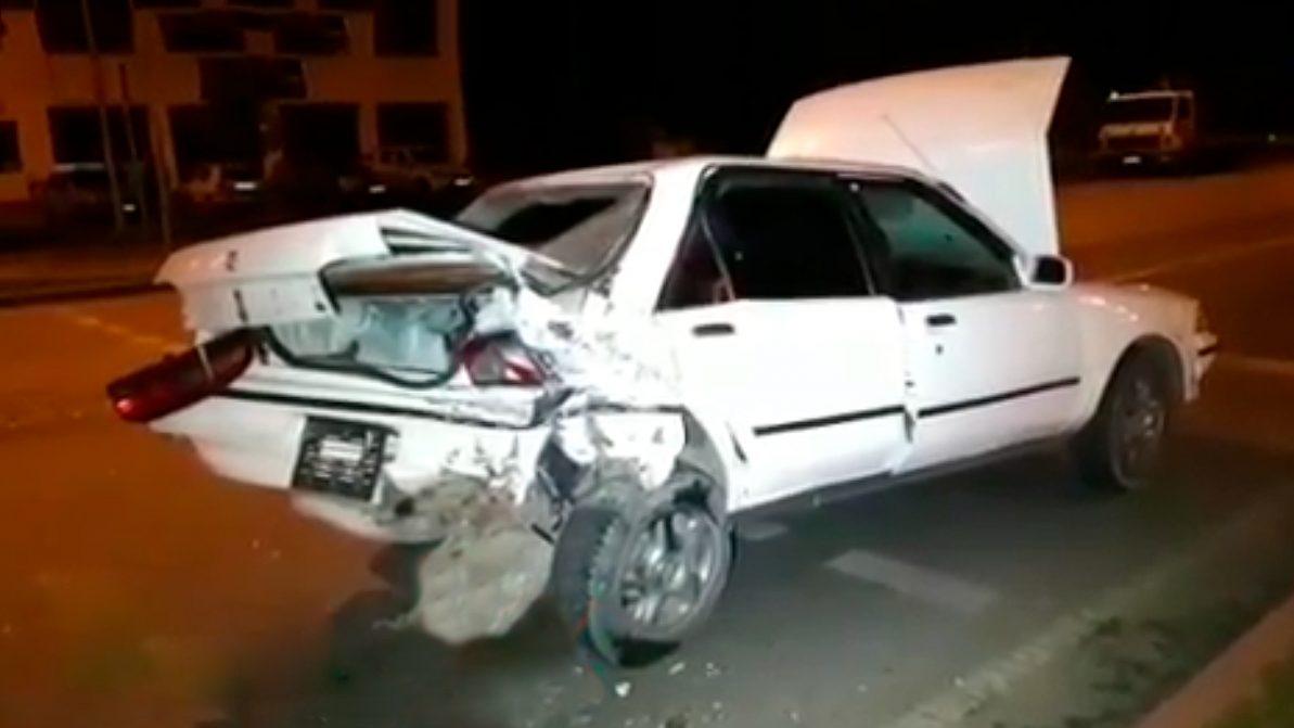 Мужчин, толкавших автомобиль, сбили на Рыскулова в Алматы
