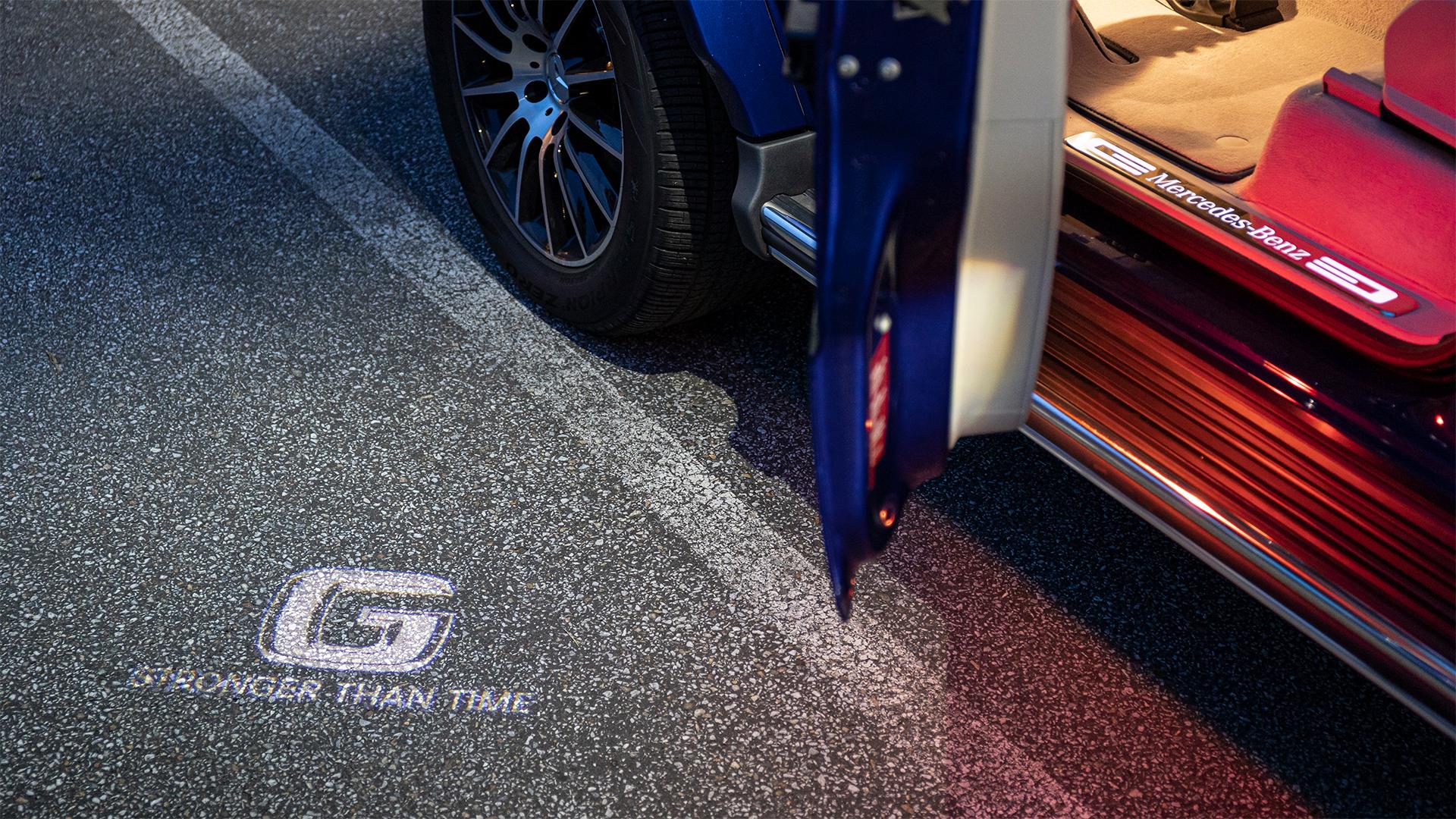 Сильнее времени: G-Class получил юбилейную версию