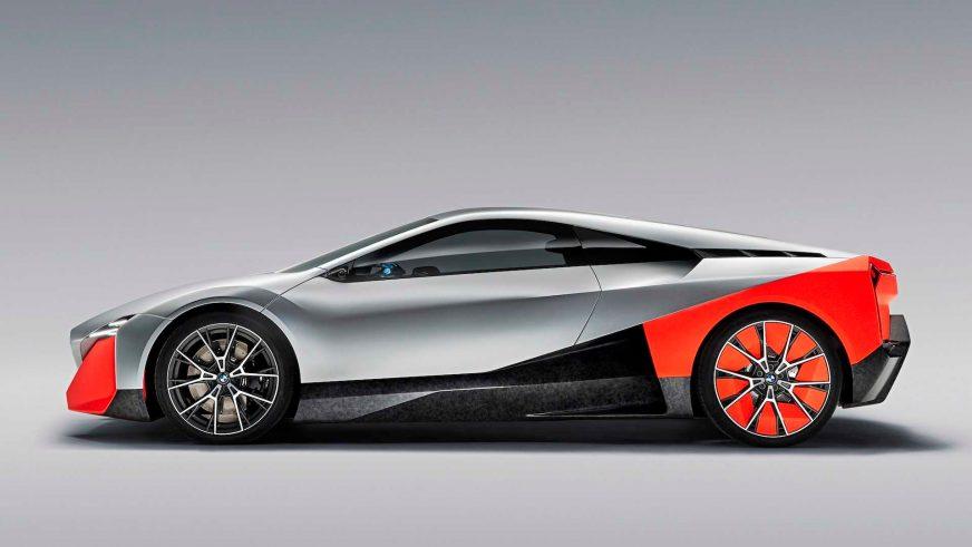 BMW показала суперкар будущего