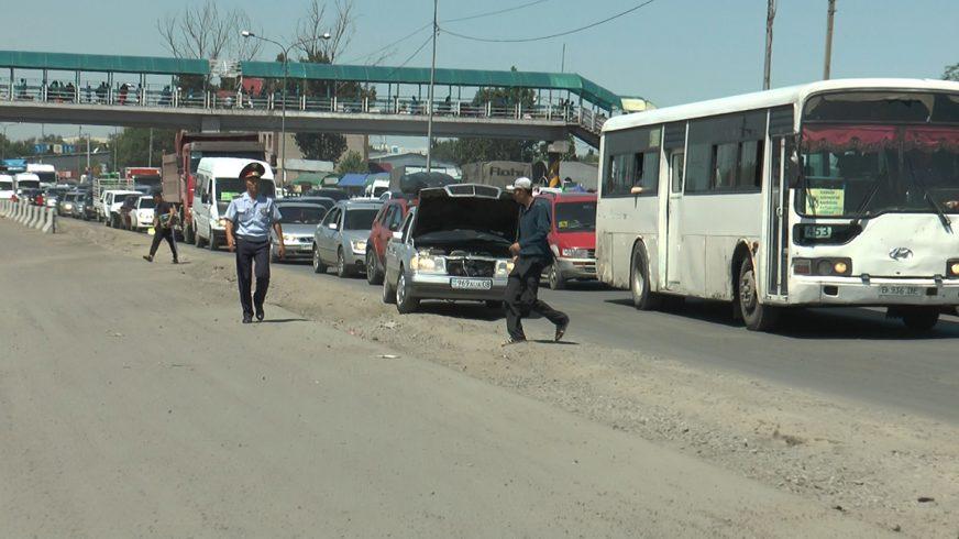 Пешеходов-нарушителей вновь начали ловить в Алматы