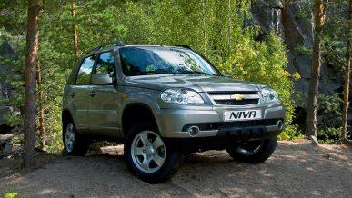 Chevrolet Niva получила заводской чип-тюнинг, но мощнее не стала