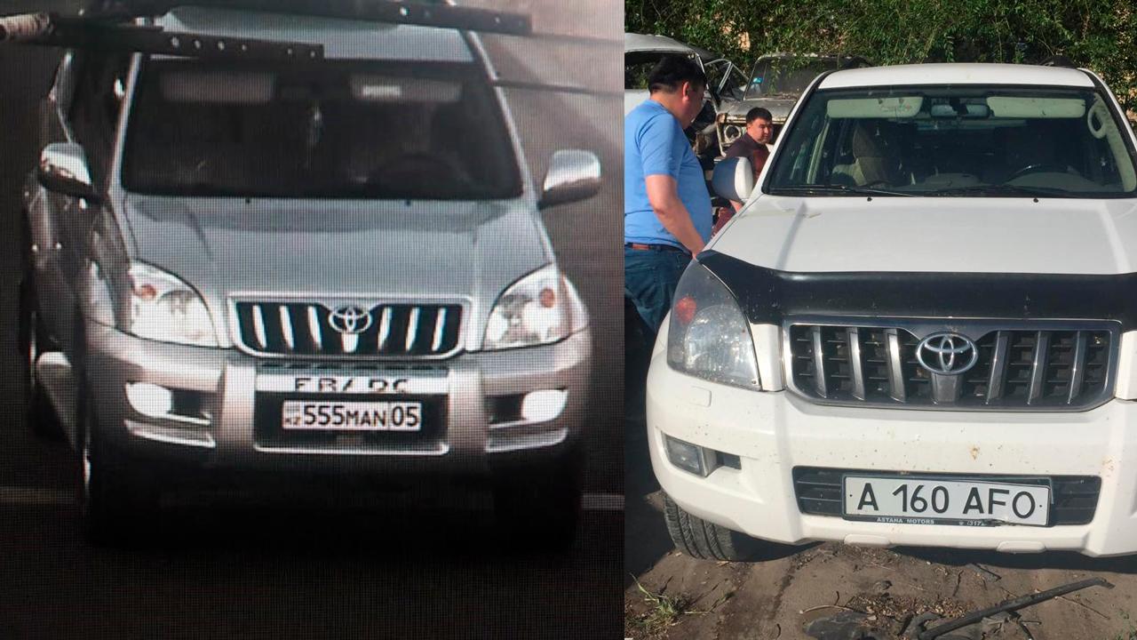 Банду угонщиков Land Cruiser Prado разоблачили в Алматы