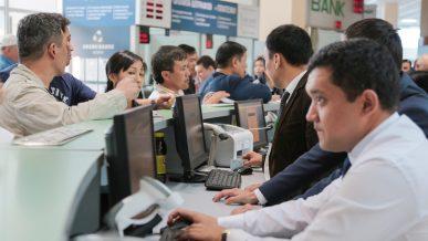 До последнего клиента будут сегодня работать казахстанские спецЦОНы