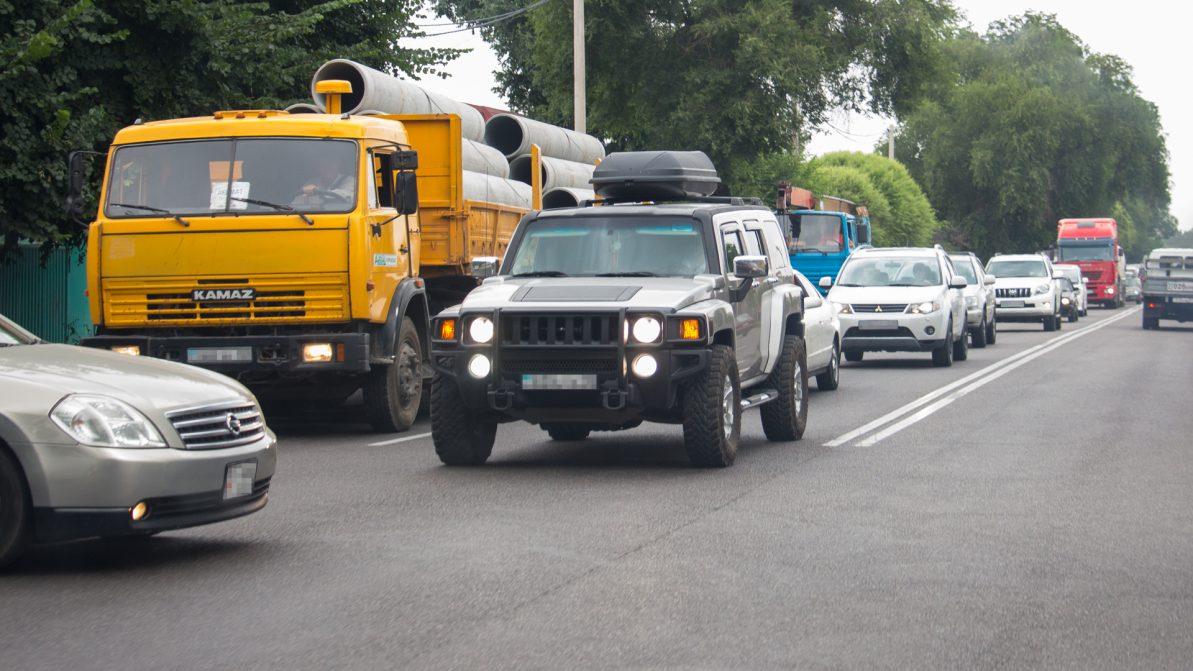 Новый аким Алматы повернётся лицом к автомобилистам?