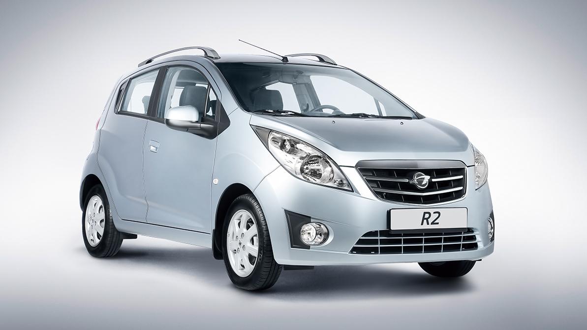 Ravon R2 в Казахстане оказался дороже, чем R3