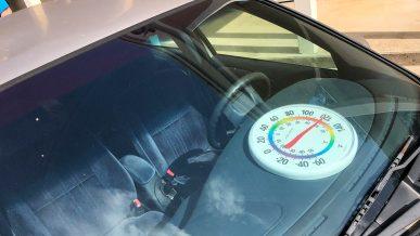 Как охладить салон автомобиля без кондиционера