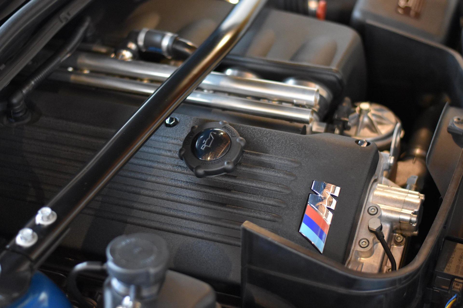 BMW M3 (E46) почти без пробега выставили на продажу
