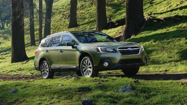 Кузова Subaru Legacy и Outback могли быть сварены неправильно