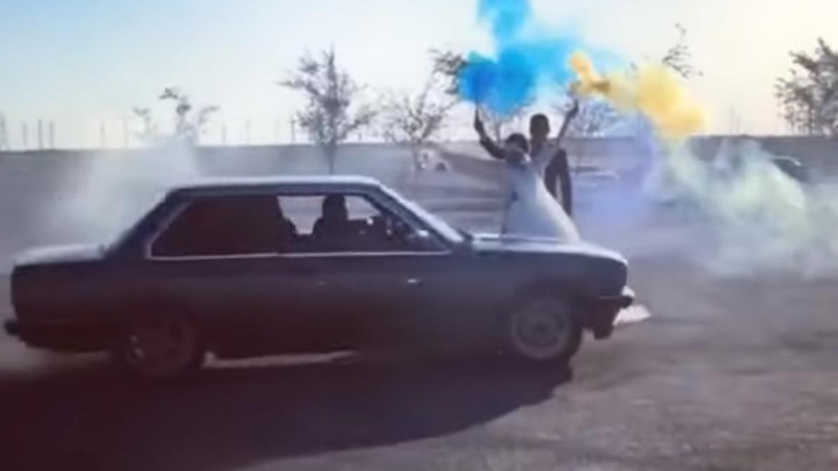 Свадебные «пончики» обошлись в 76 тысяч тенге