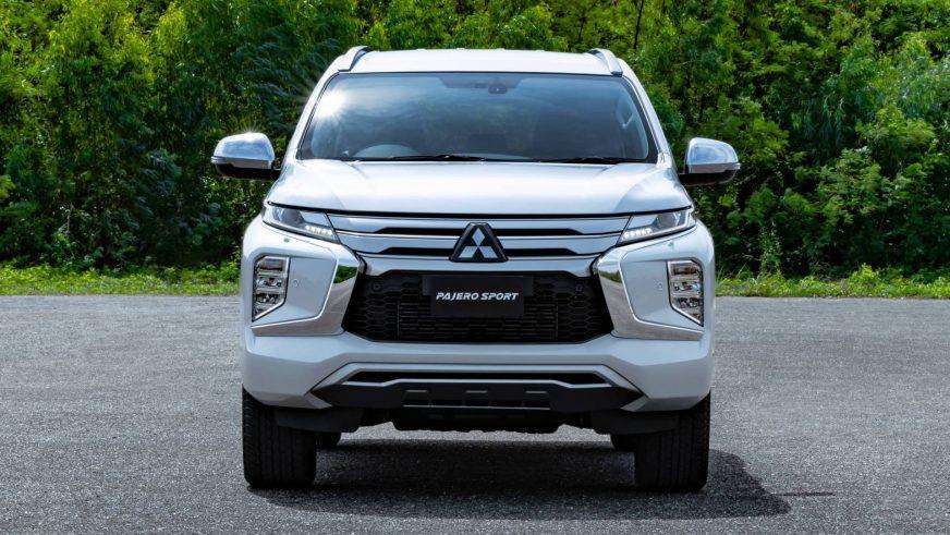 Обновлённый Mitsubishi Pajero Sport представлен официально