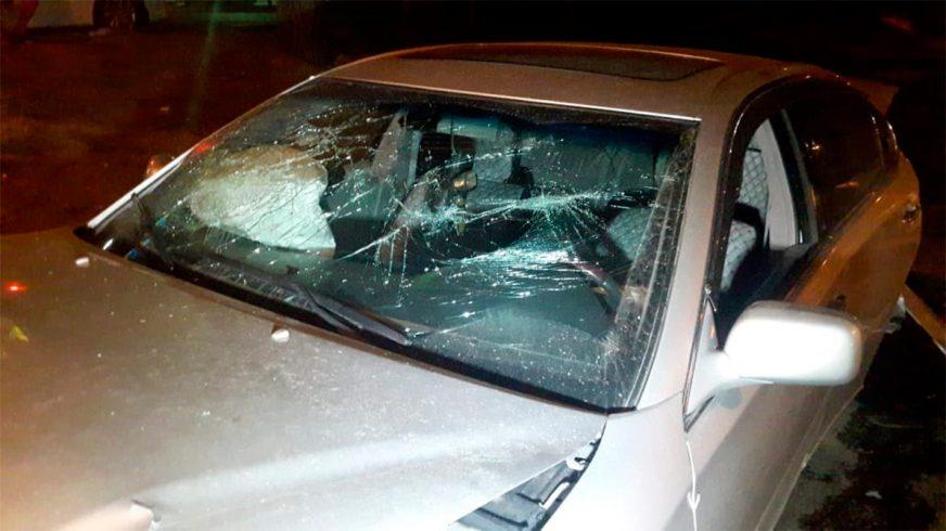 Массовое ДТП в Алматы. Трое пострадали