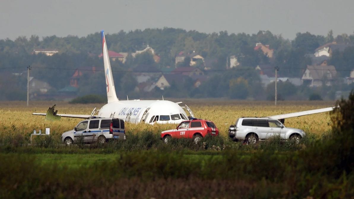 Airbus A321 пустили в утиль