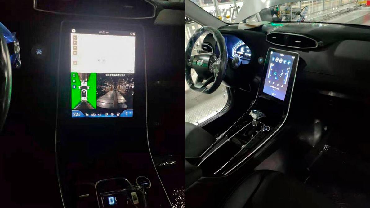 Новая Hyundai Creta получит дисплей в стиле Tesla