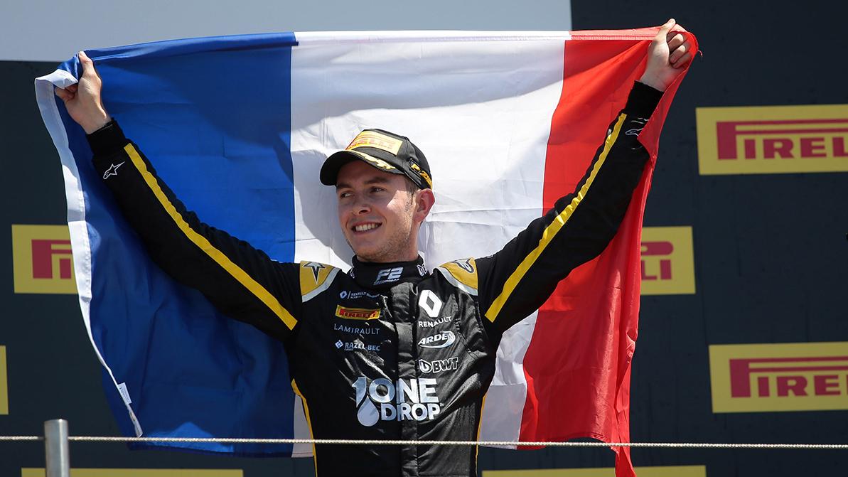 22-летний гонщик погиб в Бельгии