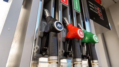 Как изменились цены на топливо к началу осени