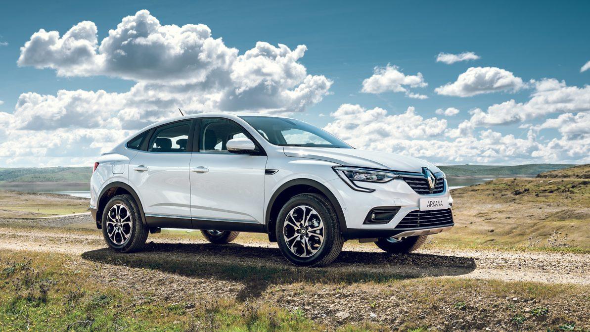 В Казахстане стартовали продажи Renault Arkana