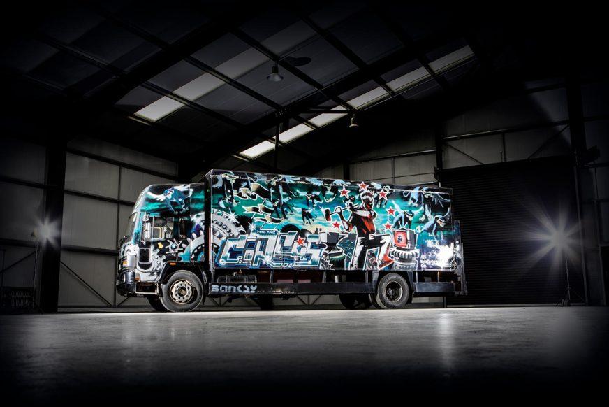 Старый грузовик Volvo планируют продать за 2 млн долларов