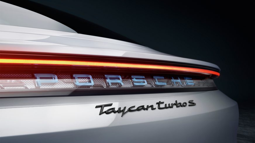 У Porsche появился серийный электромобиль