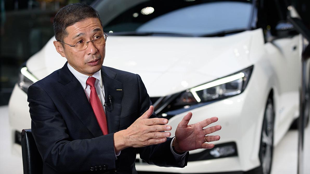 Главу Nissan обвинили в финансовых махинациях
