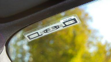 Выдачу RFID-меток для езды по платным дорогам отложили до октября