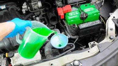 Утильсбор на антифриз и тормозную жидкость планируют обнулить в Казахстане