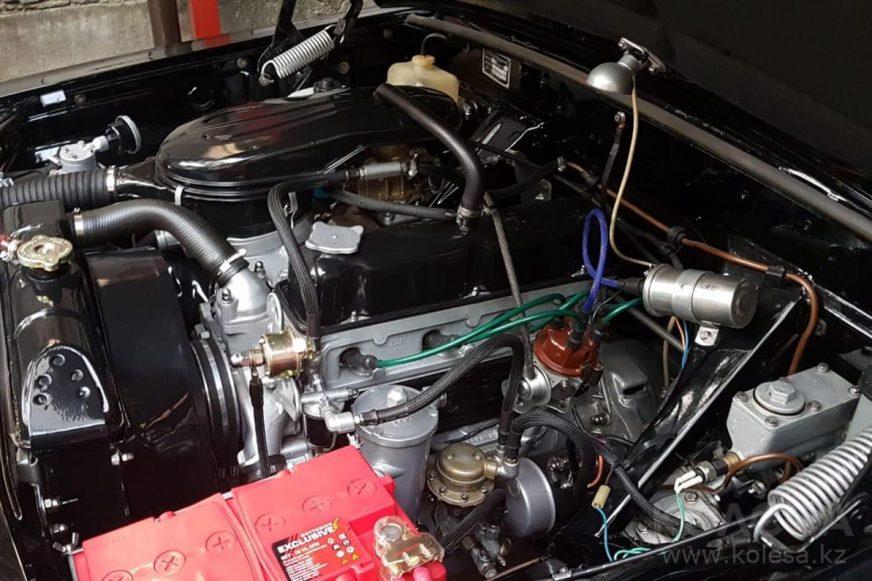 ГАЗ-24 по цене Toyota Camry 70