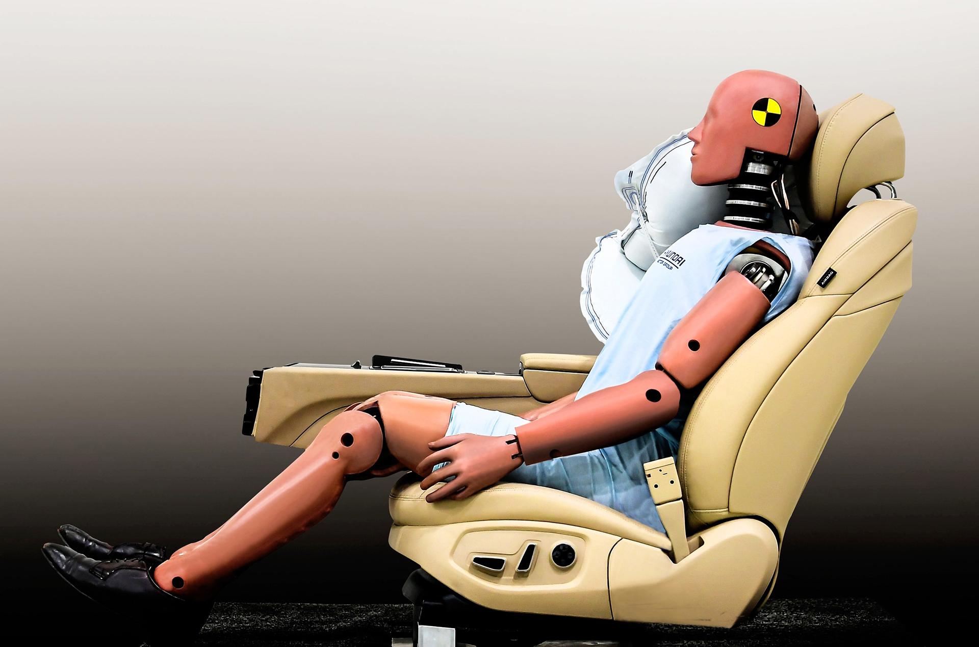 На Hyundai появится ещё один тип подушек безопасности