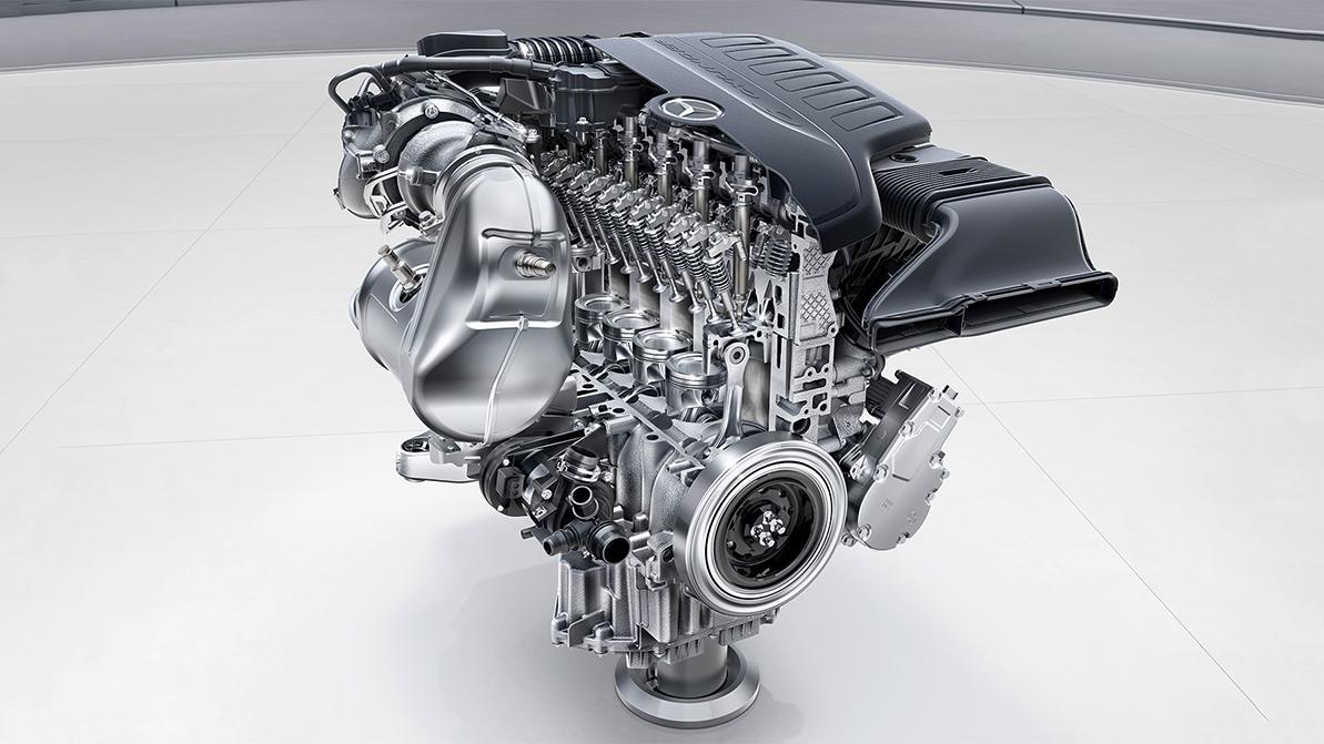Двигатели Mercedes достигли пика развития
