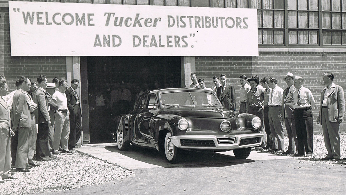 Запоздалое признание Tucker