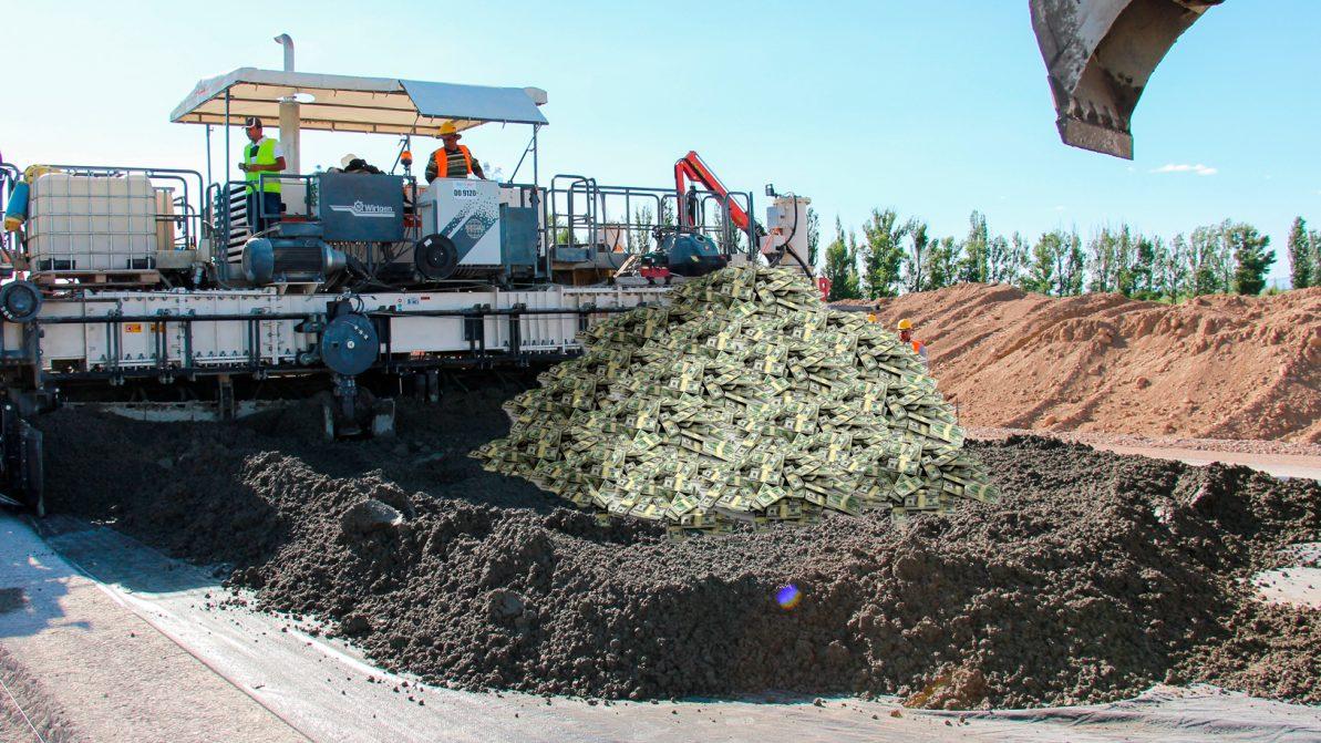 $225 млн займут на строительство БАКАД