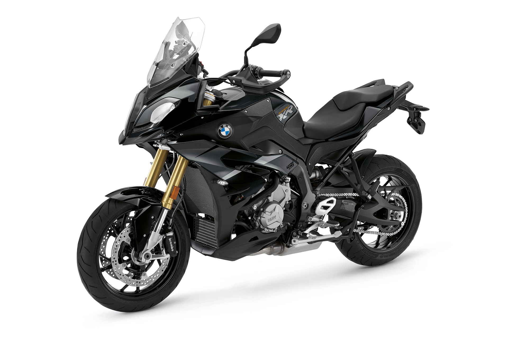 Мотоциклы BMW тоже получат версию с приставкой M