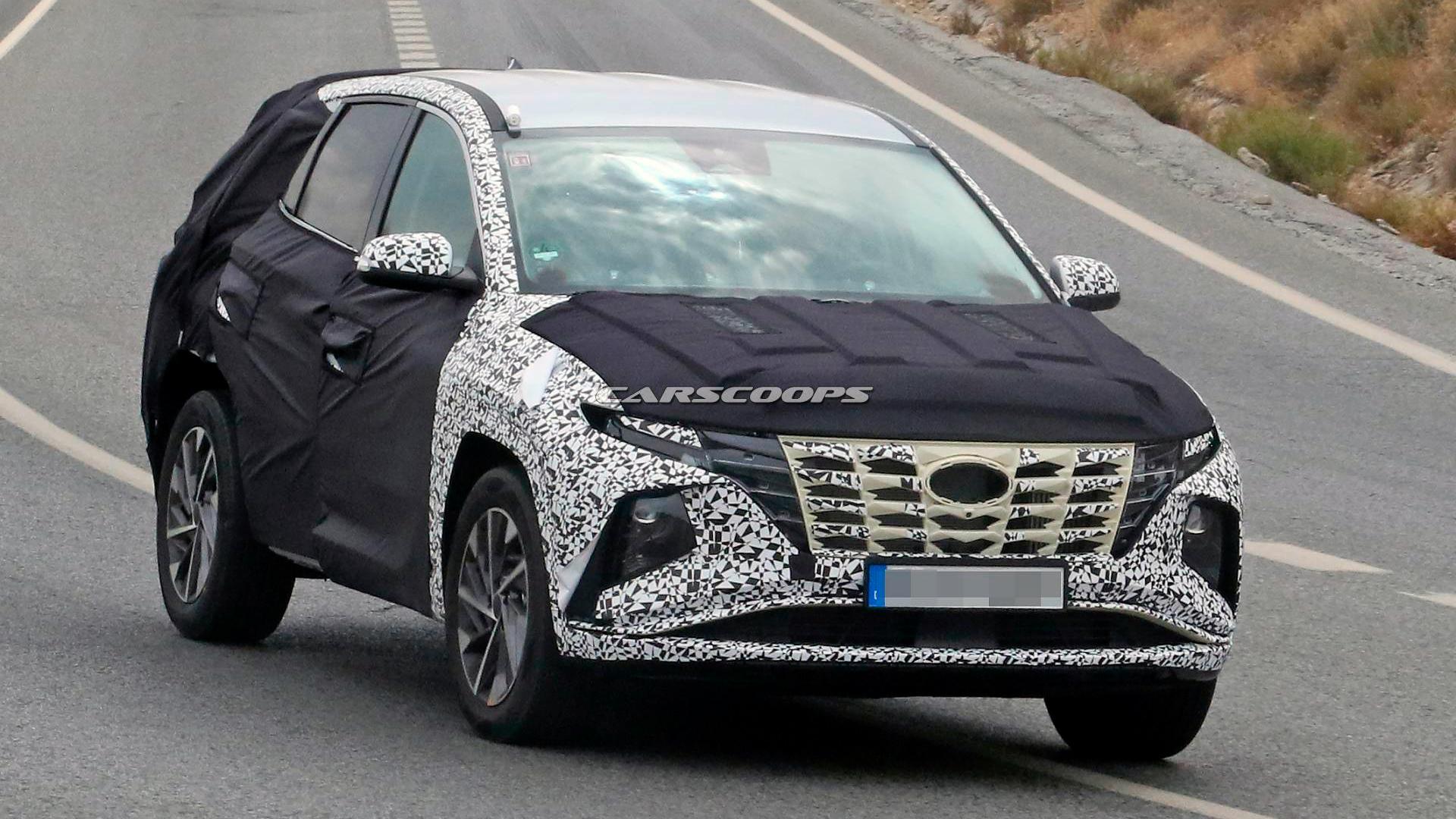 Что известно о новом Hyundai Tucson
