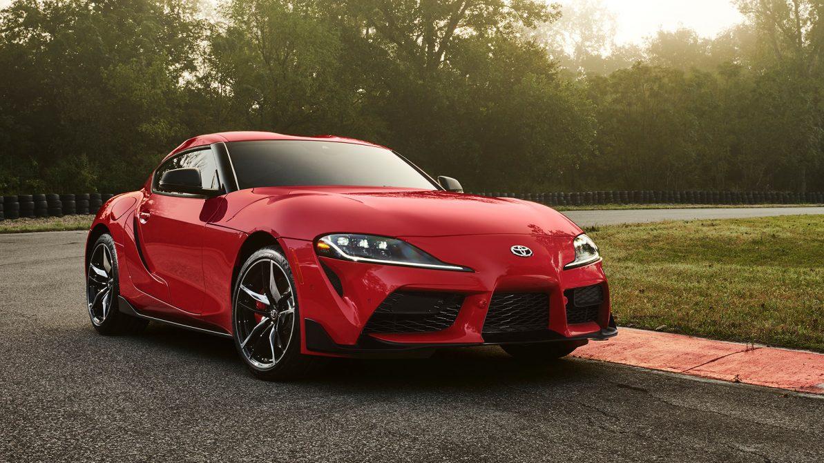 BMW объявила отзыв... Toyota Supra