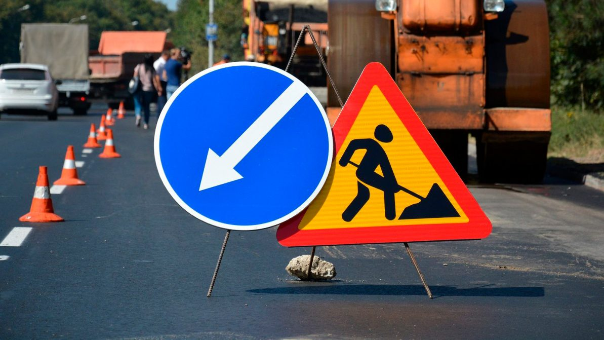 Жёлтые дорожные знаки узаконят в Казахстане