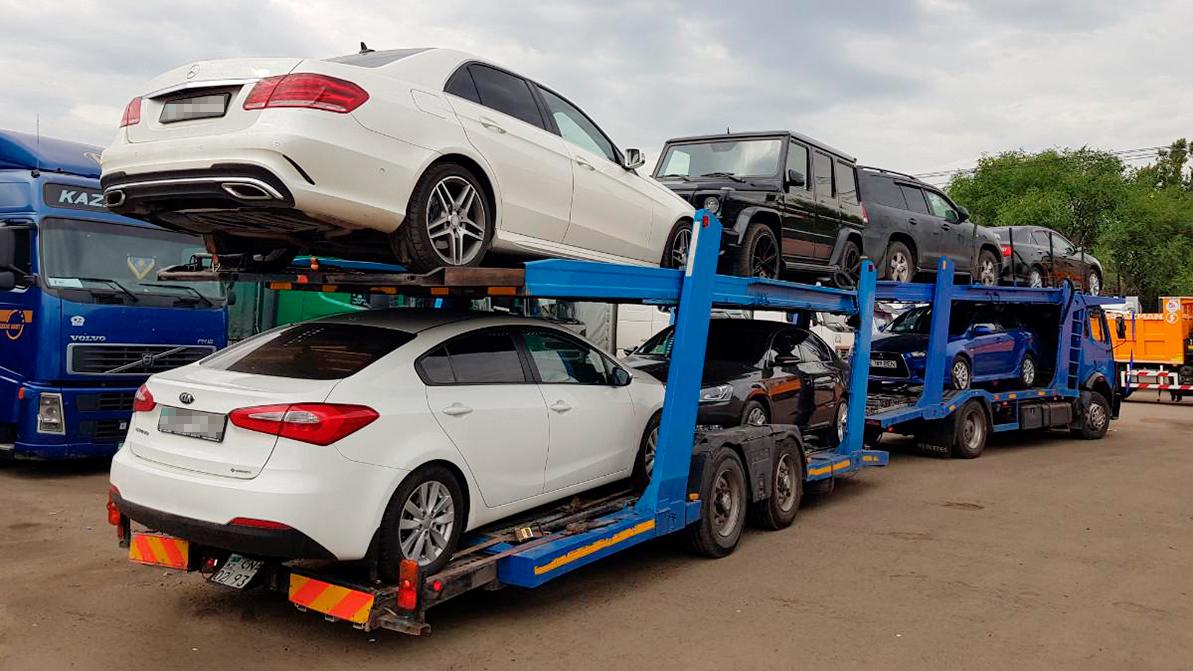 В десять раз подорожает растаможка автомобилей в Кыргызстане с 2020 года