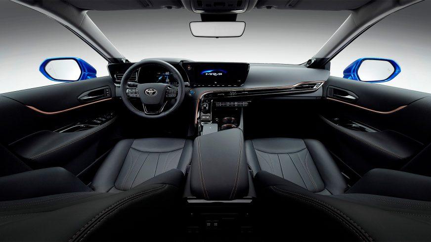 Toyota Mirai кардинально преобразилась