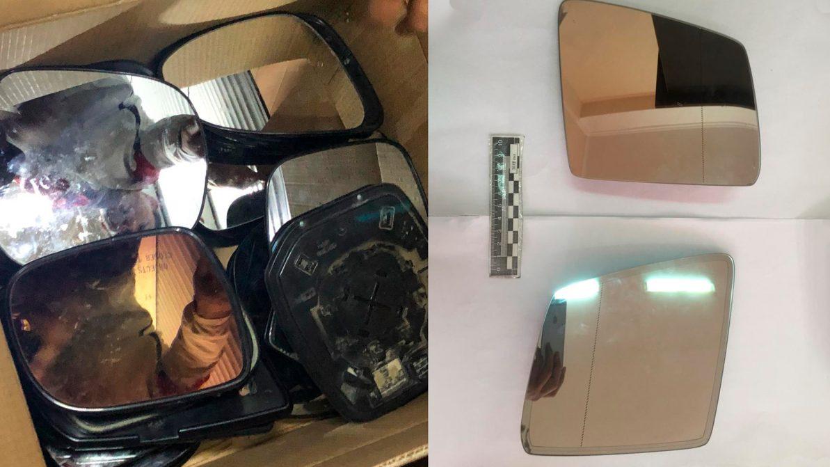 Вора-зеркальщика и скупщика краденого задержали в Алматы