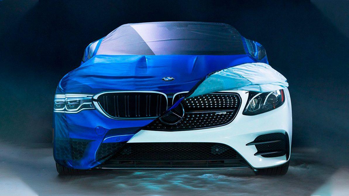 BMW попыталась подшутить над Mercedes-Benz