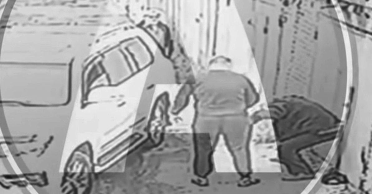 Переполох в гаражном кооперативе: водитель Lexus LX 570 избил пенсионера