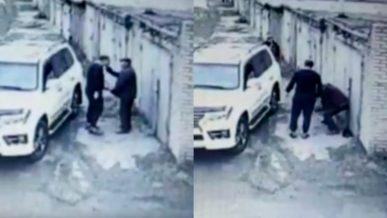 В Костанае избитый в гаражах пенсионер отказался от примирения