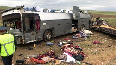 Водителю автобуса, из-за которого погибли 11 человек, вынесли приговор