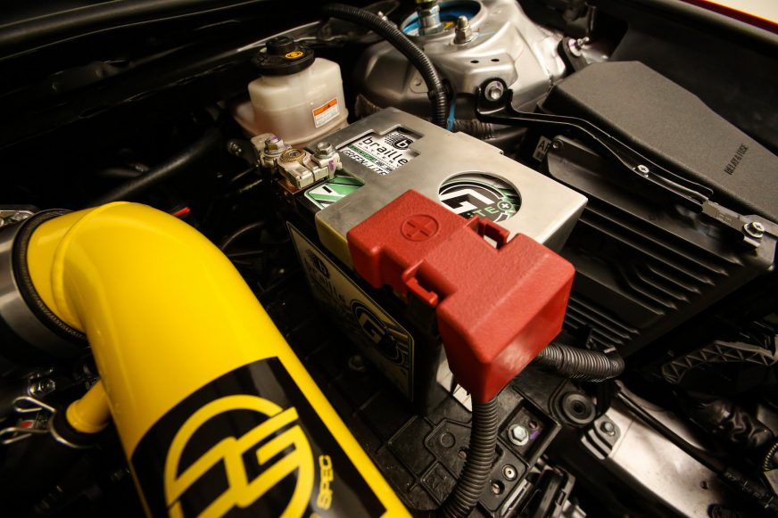Toyota построила быстрый Avalon для SEMA