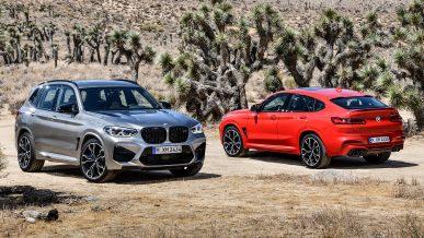 Кроссоверы BMW X3 и X4 могут потерять управление. Объявлен отзыв
