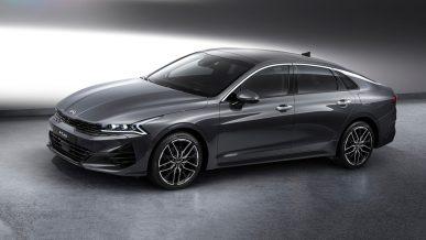 Новая Kia Optima представлена официально
