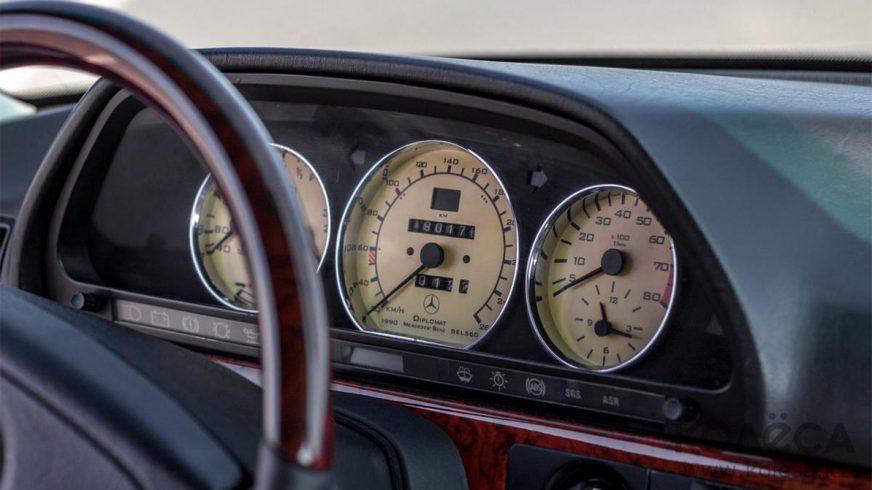 Mercedes-Benz 560 SEL (W126) за 20 000 000 тенге