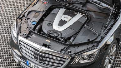 Mercedes-Benz S-Class W223 не останется без V12